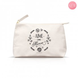 Pouch Aime comme Maman by Créa bisontine