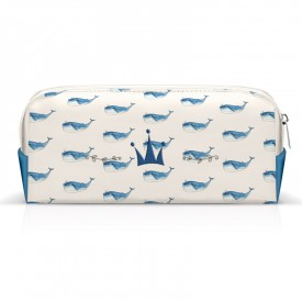 "Pencil case ""Whale"" by Gaëlle Duval"