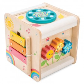 Petit Activity Cube by Le toy van