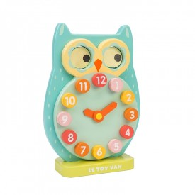 Blink Owl Clock by Le toy van