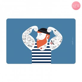 Placemat Sailor by Zabeil