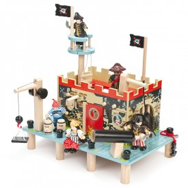 Buccaneer's Pirate Fort by Le toy van