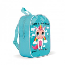 Backpack small Unicorn by Isabelle Kessedjian