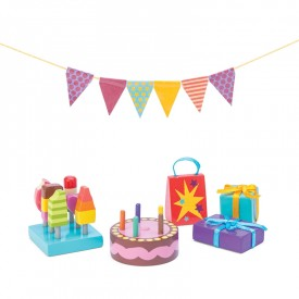 Party Time Accessories Set by Le toy van