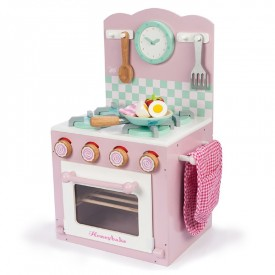 Oven and Hob Set Pink by Le toy van