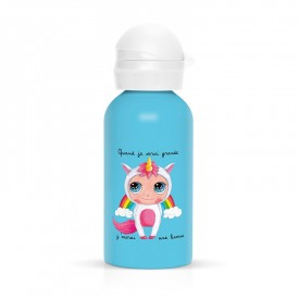 Children flask Unicorn by Isabelle Kessedjian