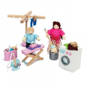 Laundry Room Set by Le toy van
