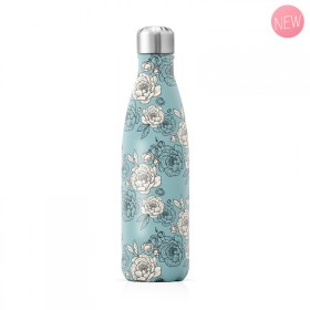 """Insulated bottle """"Peonies"""""""