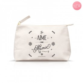 Pouch Aime comme Mamie by Créa bisontine