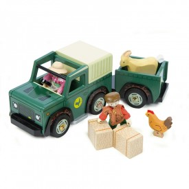 Farm 4 x 4 by Le toy van
