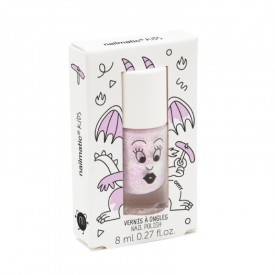 Nail varnish: Pearly pink by Nailmatic Kids