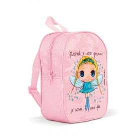 Backpack small Fairy by Isabelle Kessedjian