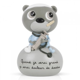 Money box Docteur de doudou