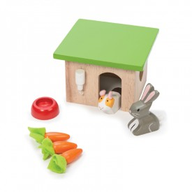 Bunny and Guinea  by Le toy van