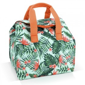 "Insulated lunch bag ""Tropical"""