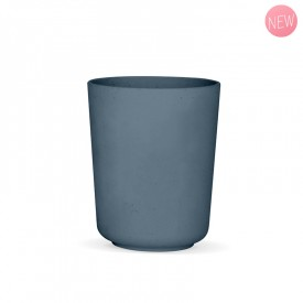 Blue madura vegetal glass by Label'tour créations