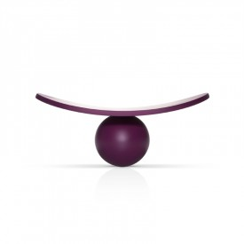LOL Seat Purple wood by Michel Grasset