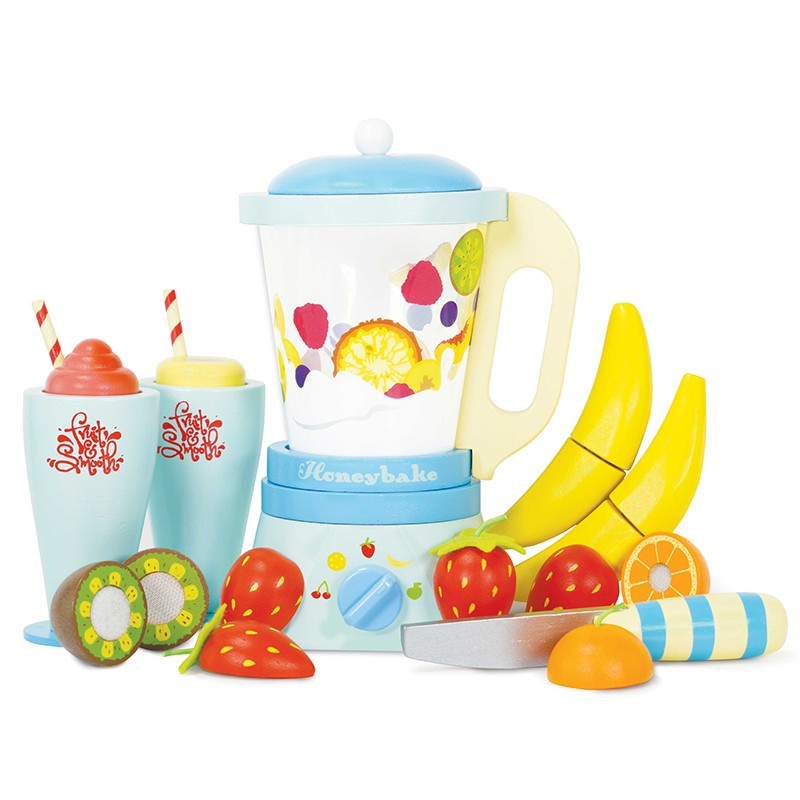 Blender Set 'Fruit & Smooth' by Le toy van