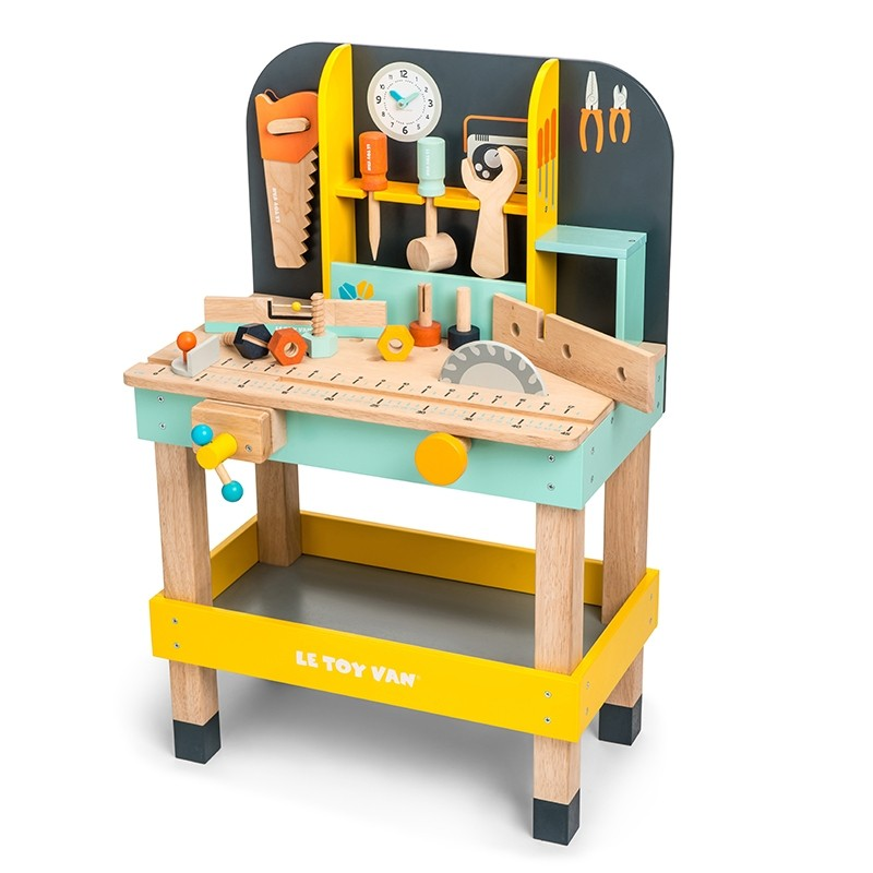 Alex's Work Bench by Le toy van