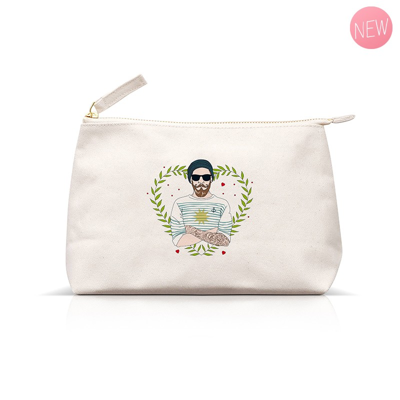 Pouch Hipster by Les rêves de Caro