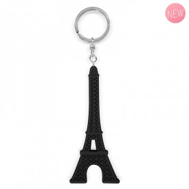 Purple key ring by Marie-Pierre Denizot