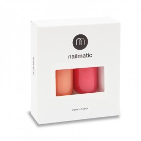 Nail Polish Duo - Heli + Bety by Nailmatic Kids