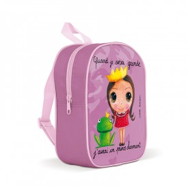 Backpack small Prince Charming