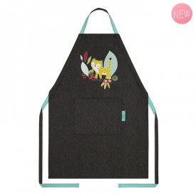 Child's apron Jungle by Zabeil