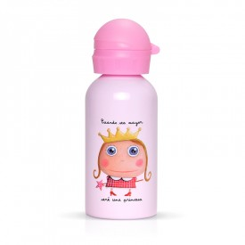 Children flask Princess by Isabelle Kessedjian