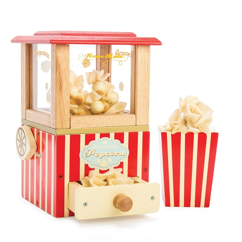 Popcorn Machine by Le toy van