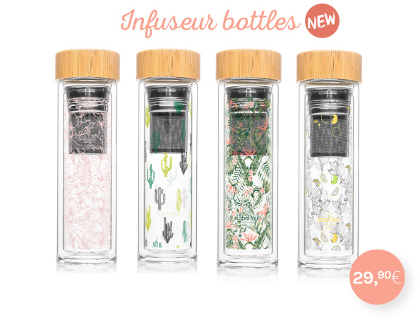 infusers bottles